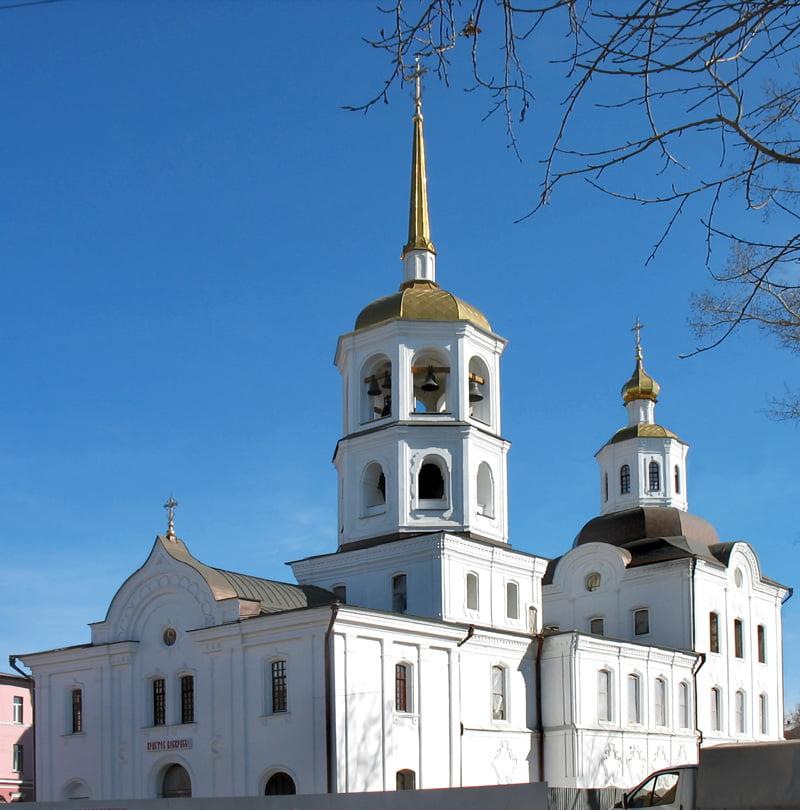 Михайло-Архангельский Харлампиевский храм